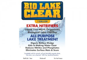 100% Biological Solutions for Troubled Lakes/Pond